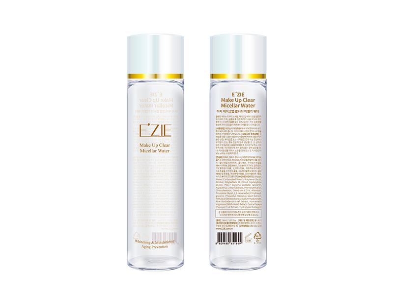 E'ZIE Make Up Clear Micellar Water (Nước Tẩy Trang)