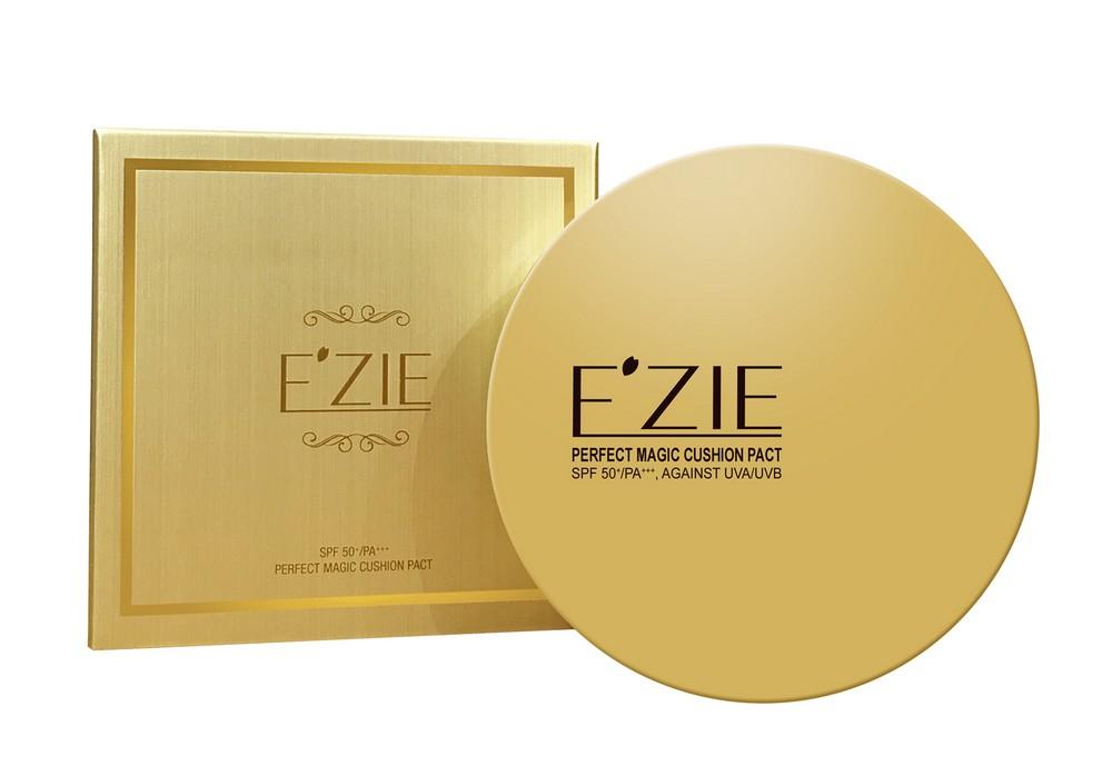 E'ZIE Perfect Magic Cushion Pact SPF50+ PA+++   (Phấn Nước Biến Hóa)