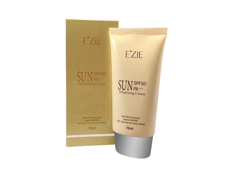 E'ZIE Sun Whitening Cream SPF50+ PA+++    (Kem Dưỡng Trắng Da Chống Nắng)